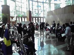 がん会議&福祉機器展_d0050503_6551214.jpg