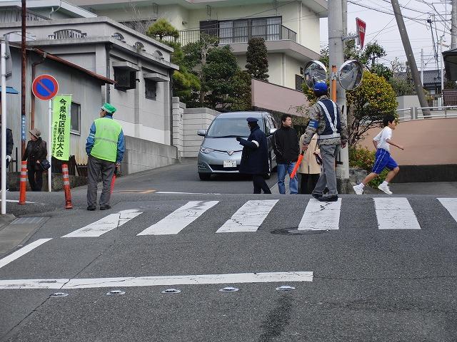 盛り上がった「今泉地区駅伝大会」_f0141310_7442127.jpg