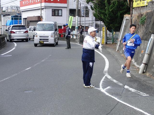 盛り上がった「今泉地区駅伝大会」_f0141310_744642.jpg