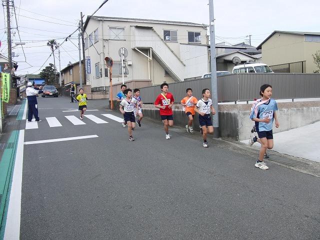 盛り上がった「今泉地区駅伝大会」_f0141310_7455137.jpg