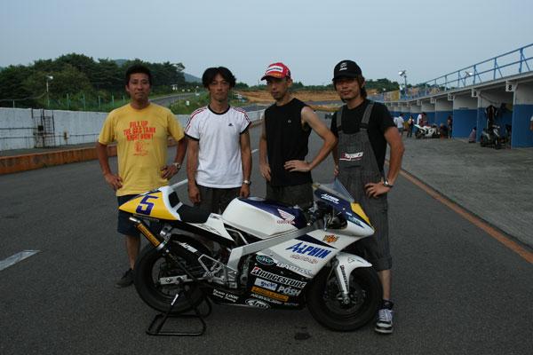 2011エビスミニバイク耐久レース_d0067418_15555923.jpg
