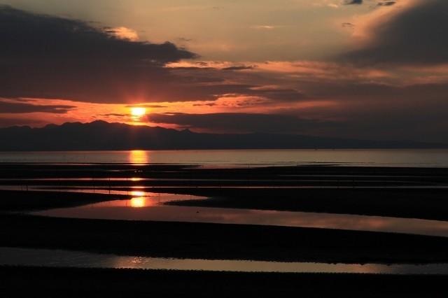 日本の夕陽百選へ。_d0177220_8564050.jpg