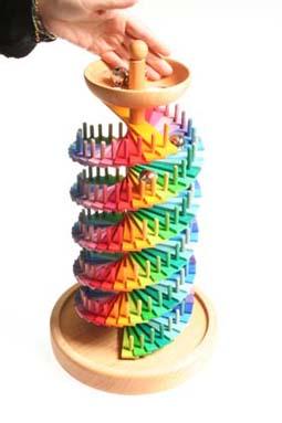 Color Tower Ball Run_d0219123_5222865.jpg