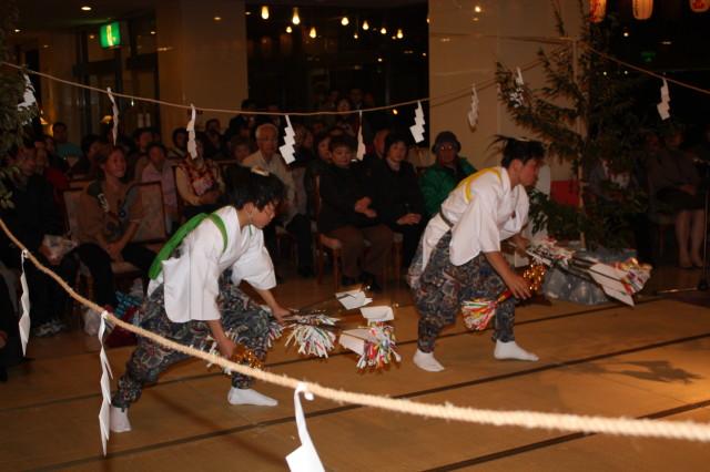 第11回宮崎たまゆら温泉かぐらまつり_c0045448_0183513.jpg