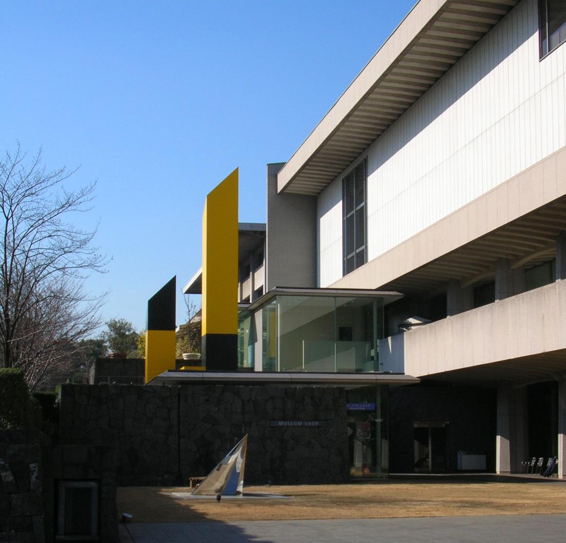 竹橋 東京国立近代美術館 設計:谷口吉郎(+坂倉建築研究所)_e0127948_12341481.jpg