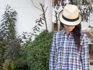 ラフィア素材の帽子 入荷しました!_c0156749_1842431.jpg
