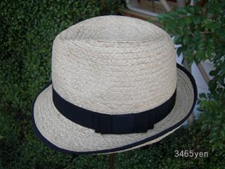 ラフィア素材の帽子 入荷しました!_c0156749_18491427.jpg