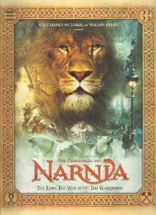 『ナルニア国物語/第1章:ライオンと魔女』 おさらい_e0033570_22143710.jpg