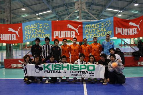 KISHISPO×PUMA FUTSAL CUP 2011_e0157573_14452952.jpg