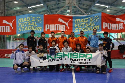 KISHISPO×PUMA FUTSAL CUP 2011_e0157573_14581862.jpg