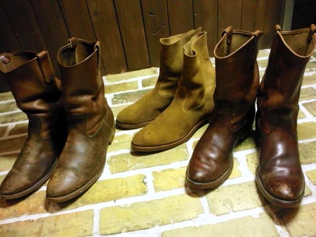 神戸店2/25(金)スーペリアアイテム入荷!Boots&Shoes(T.W.神戸店)_c0078587_23383775.jpg