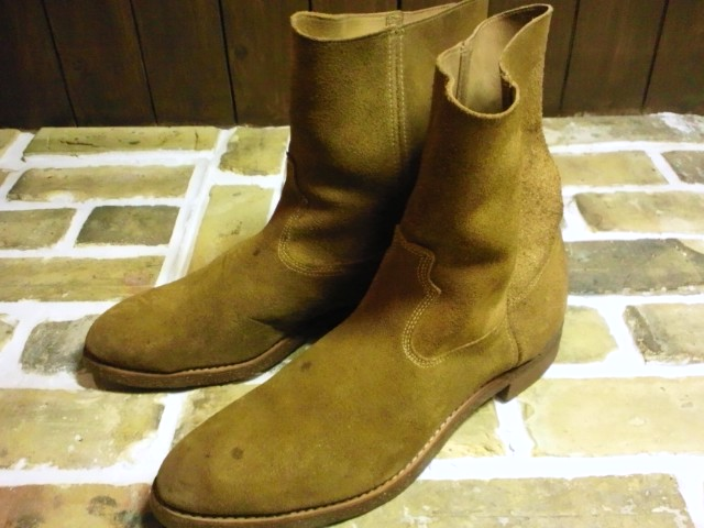 神戸店2/25(金)スーペリアアイテム入荷!Boots&Shoes(T.W.神戸店)_c0078587_23394449.jpg