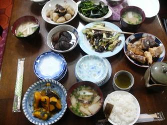 パーフェクトな和食で幸せでした。_e0188087_0253661.jpg