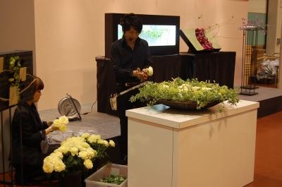 第24回総合展示見本市 丹羽英之先生デモンストレーション_e0159798_1224115.jpg