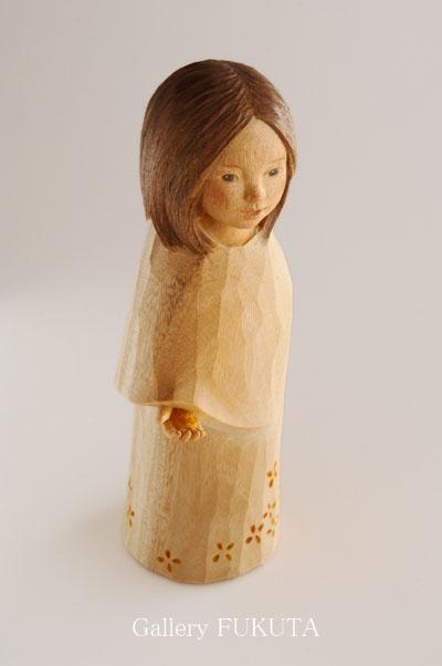 『瀧川佐智子・木彫展』開催中です。  _c0161127_116934.jpg
