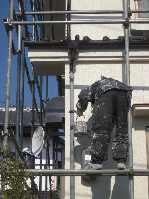 E様邸(安佐南区上安)バスリフォーム・外壁塗装・天井張替え工事_d0125228_2004874.jpg