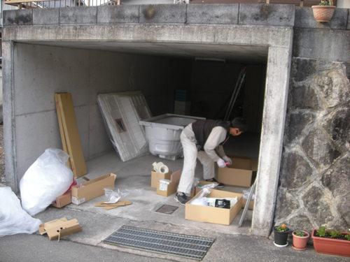 E様邸(安佐南区上安)バスリフォーム・外壁塗装・天井張替え工事_d0125228_2084766.jpg