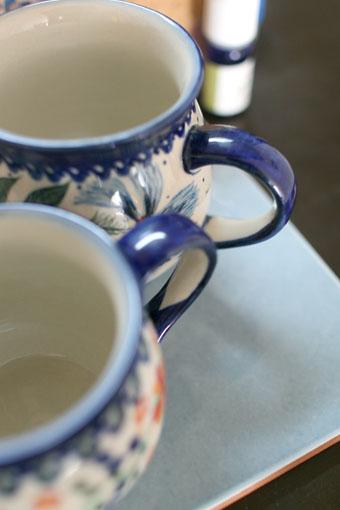 Ceramika Millena ポーランド食器_c0182144_142368.jpg
