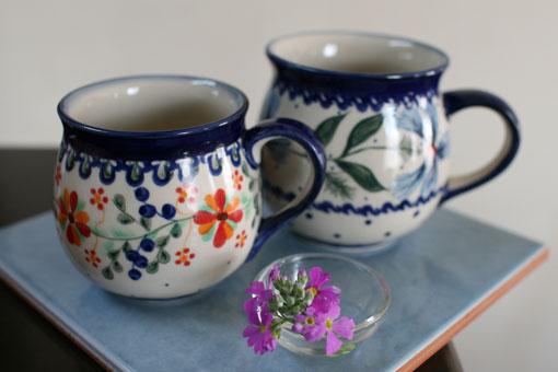 Ceramika Millena ポーランド食器_c0182144_146460.jpg