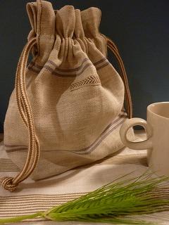 kitchen cloth   きんちゃく袋_a0165160_5481739.jpg