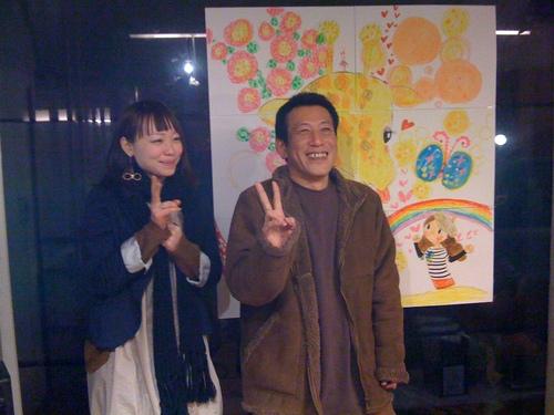 大谷氏 バレンタイン・ライブ!2011_b0151262_9531333.jpg