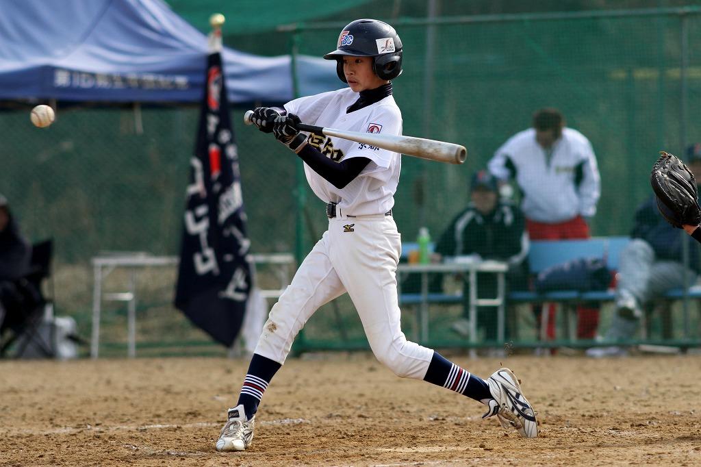 練習試合 VS京丹後ボーイズ NO-4_a0170082_0263716.jpg