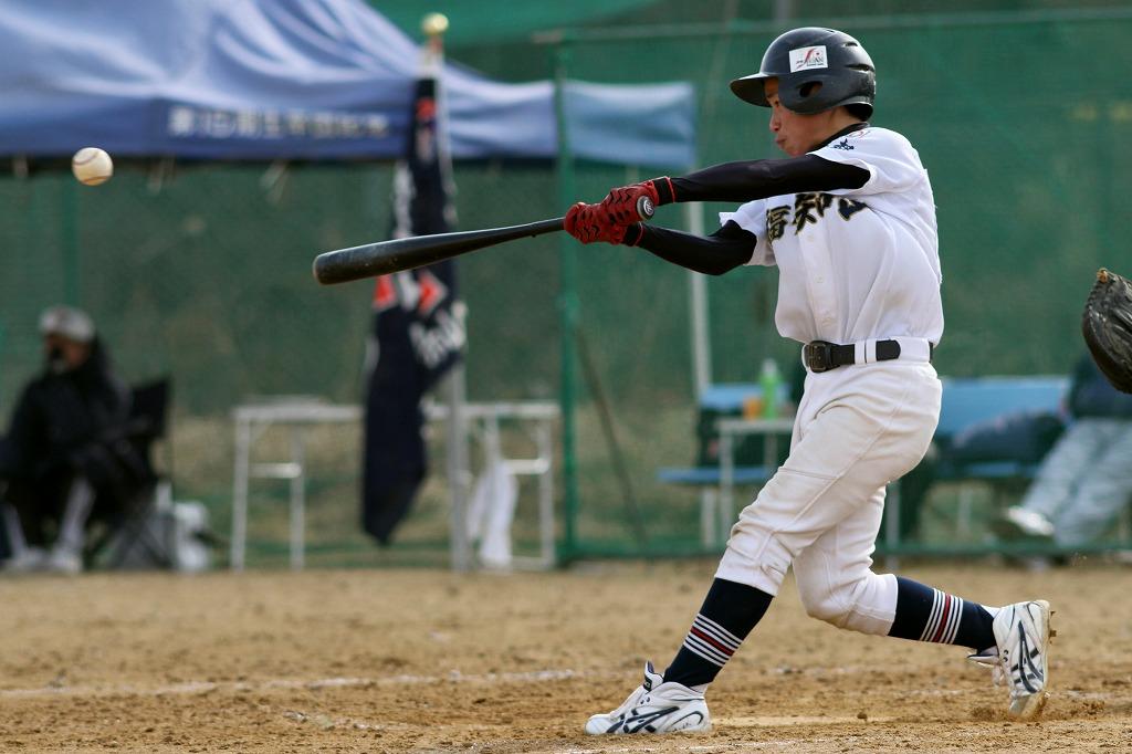 練習試合 VS京丹後ボーイズ NO-4_a0170082_0265411.jpg