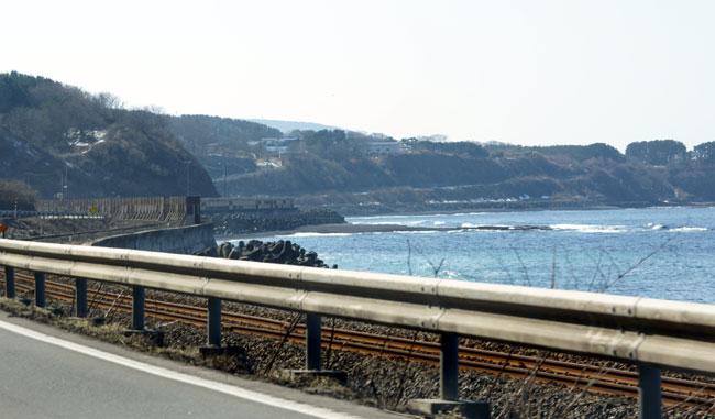 春風に誘われて、西海岸ドライブ(^^)_a0136293_1753093.jpg