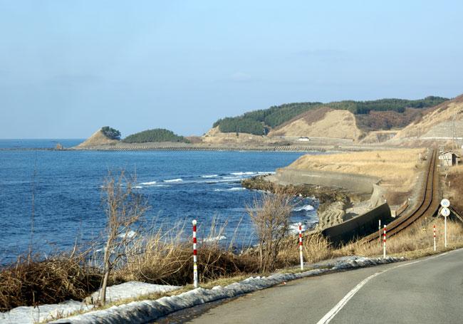 春風に誘われて、西海岸ドライブ(^^)_a0136293_1811214.jpg