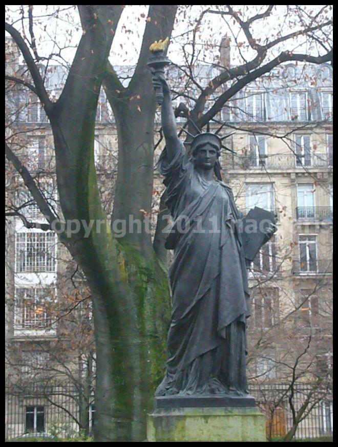 【Jardin du Luxembourg】リュクサンブルグ公園2月21日(PARIS)_a0008105_19172821.jpg