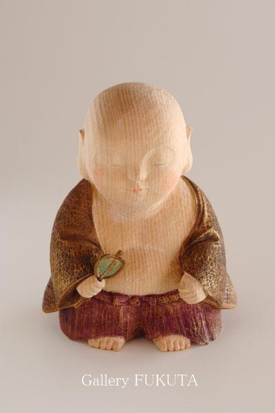 『瀧川佐智子・木彫展』開催中です。  _c0161127_1063882.jpg
