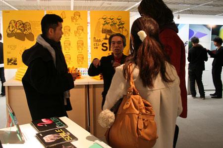 「グラフィックデザインスタジオ2011」開催中です。_f0171840_12371291.jpg