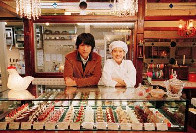 私の自由時間Ⅵ 洋菓子店コアンドル_a0017350_0592762.jpg