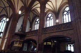 Frankfurt フランクフルトの教会_e0195766_6502538.jpg