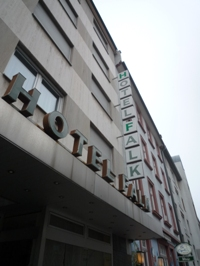Frankfurt フランクフルトのホテル_e0195766_920106.jpg