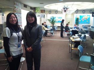 大阪学院大学のI-Chat Lounge_f0138645_715296.jpg