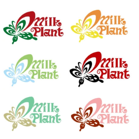 milkplantロゴ&ノバラさんイラスト。_f0228652_20244377.jpg