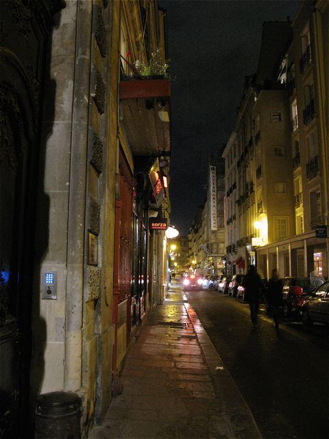 夜のパリ、セーヌは光で溢れる〜♪♪(サンルイ島ーパリ)_f0119071_8112046.jpg