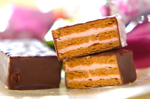 洋菓子フランセのミルフィユ_a0115906_15494545.jpg