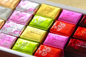 洋菓子フランセのミルフィユ_a0115906_15514160.jpg