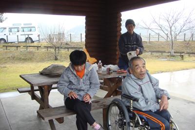 2/24大紀町の野原公園へ遊びに行きました!_a0154110_1024325.jpg