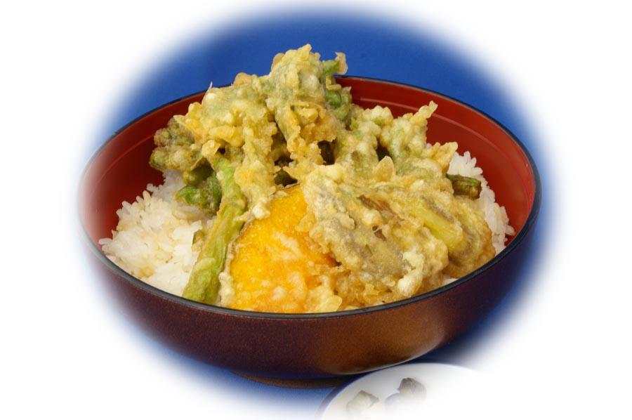 「春野菜の天ぷら」始めました。_e0160513_22211596.jpg