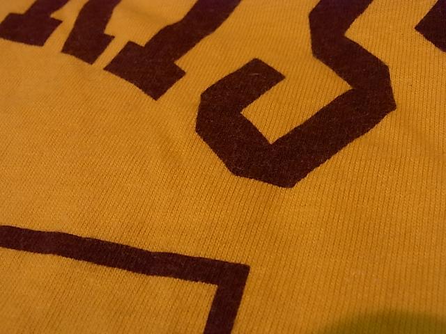 2/26(土)入荷商品!70'S VINTAGE Tシャツ!カレッジパシィフィック!染込みプリント!_c0144020_15174097.jpg