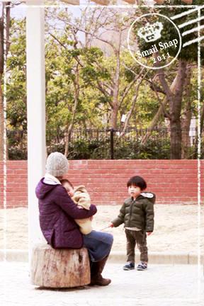 「Smile Snap」のkanataさん登場!_c0039735_21594454.jpg