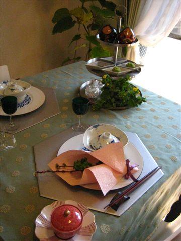 雛祭りのテーブルコーディネート_d0139350_22172246.jpg