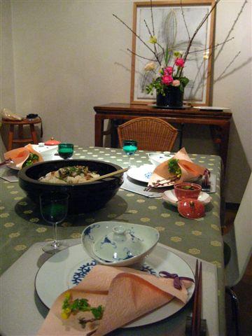 雛祭りのテーブルコーディネート_d0139350_22181153.jpg