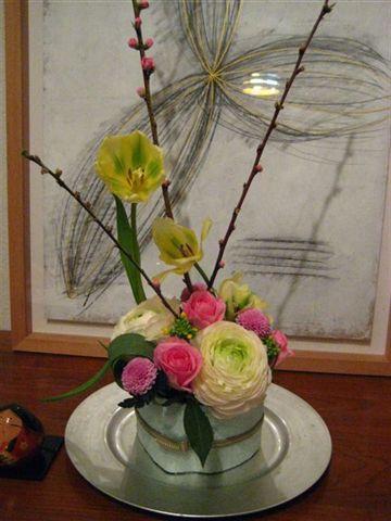 雛祭りのテーブルコーディネート_d0139350_22255786.jpg
