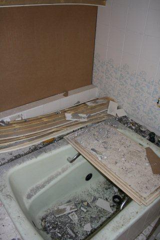 浴室改修が本格的に始まりました_e0207151_1847936.jpg