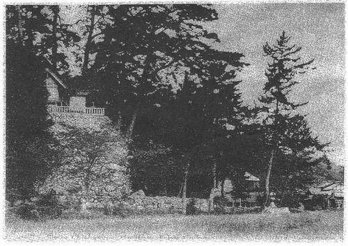 鎮懐石八幡宮(2)石の大きさの謎をルナもやっぱり考えた_c0222861_13293080.jpg