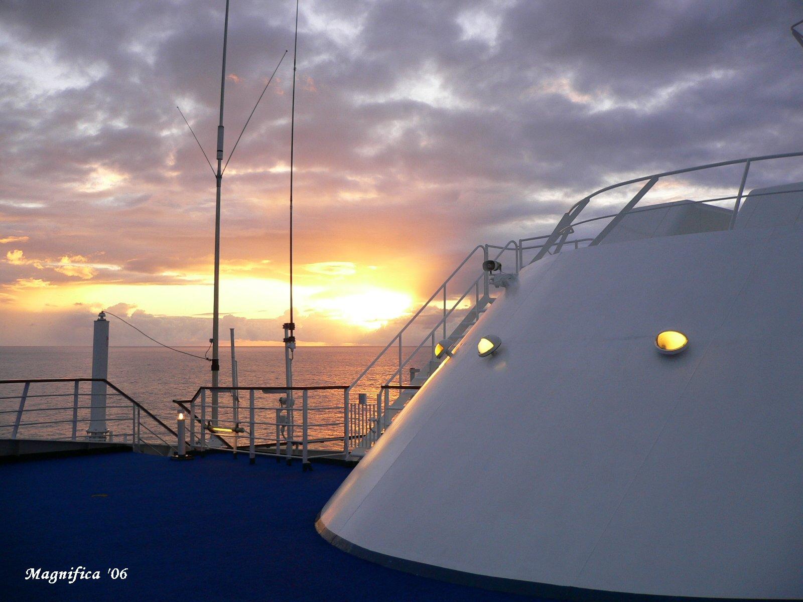 ASUKA II world cruise 2006 No.73 crossing the date line/日付変更線通過_e0140365_15481394.jpg